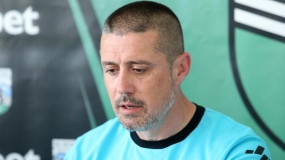 Наставникът на Витоша (Бистрица) Енгибар Енгибаров бе доволен от играта