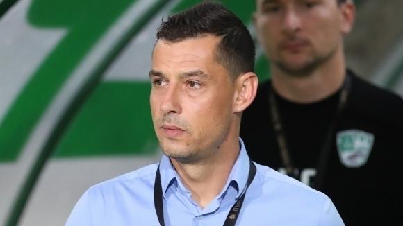 Наставникът на Берое Александър Томаш похвали футболистите си след успеха