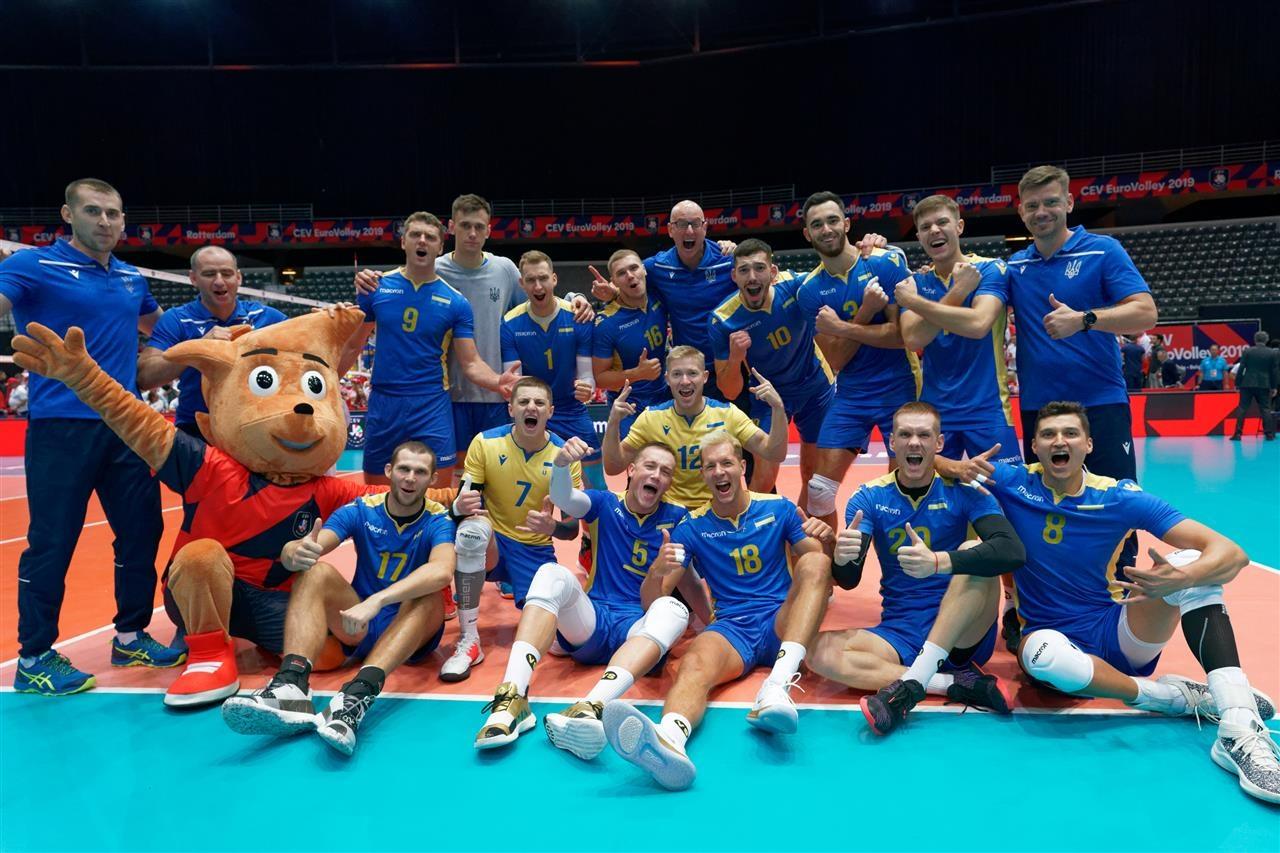 Мъжкият национален отбор на Украйна продължава да мечтае за класиране