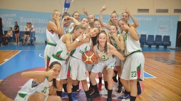 Националният отбор за момичета, родени 2004 г., се представи повече