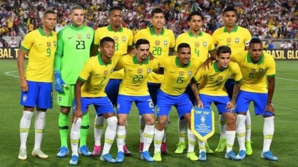 Бразилската футболна федерация определи съперниците на националния отбор за контролните