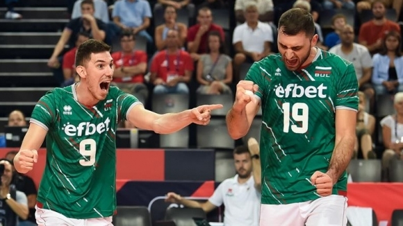 Националният тим на България излиза тази вечер срещу олимпийския вицешампион