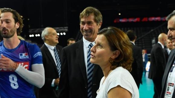 Старши треньорът на Франция Лоран Тили беше изключително доволен от