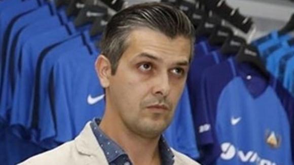 Директорът в Левски Цветан Вълчев, който бе пребит почти до