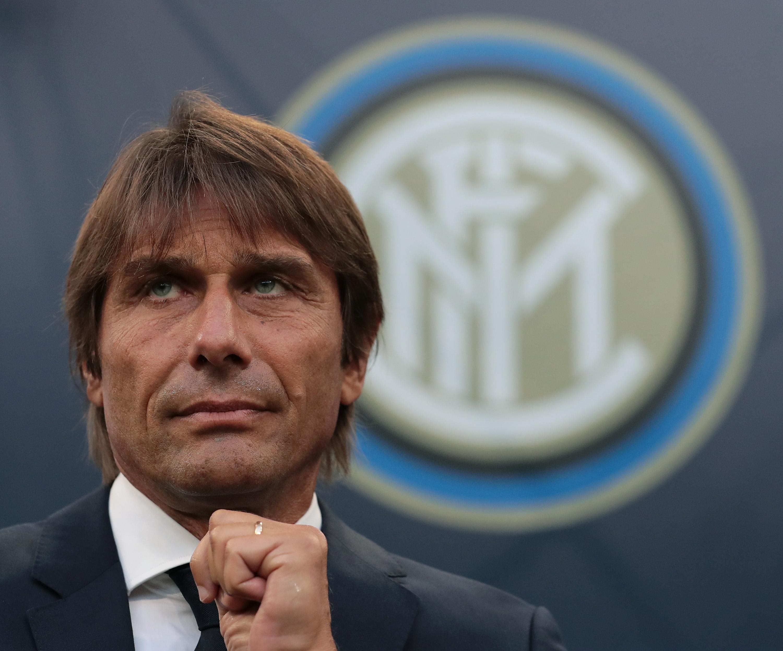 Треньорът на Интер Антонио Конте посочи себе си като главен