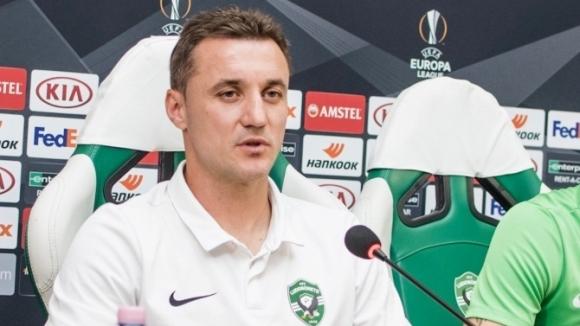 Старши треньорът на Лудогорец Станислав Генчев заяви, че информацията за