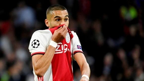 Хаким Зиех критикува отбора на Аякс след победата с 3:0