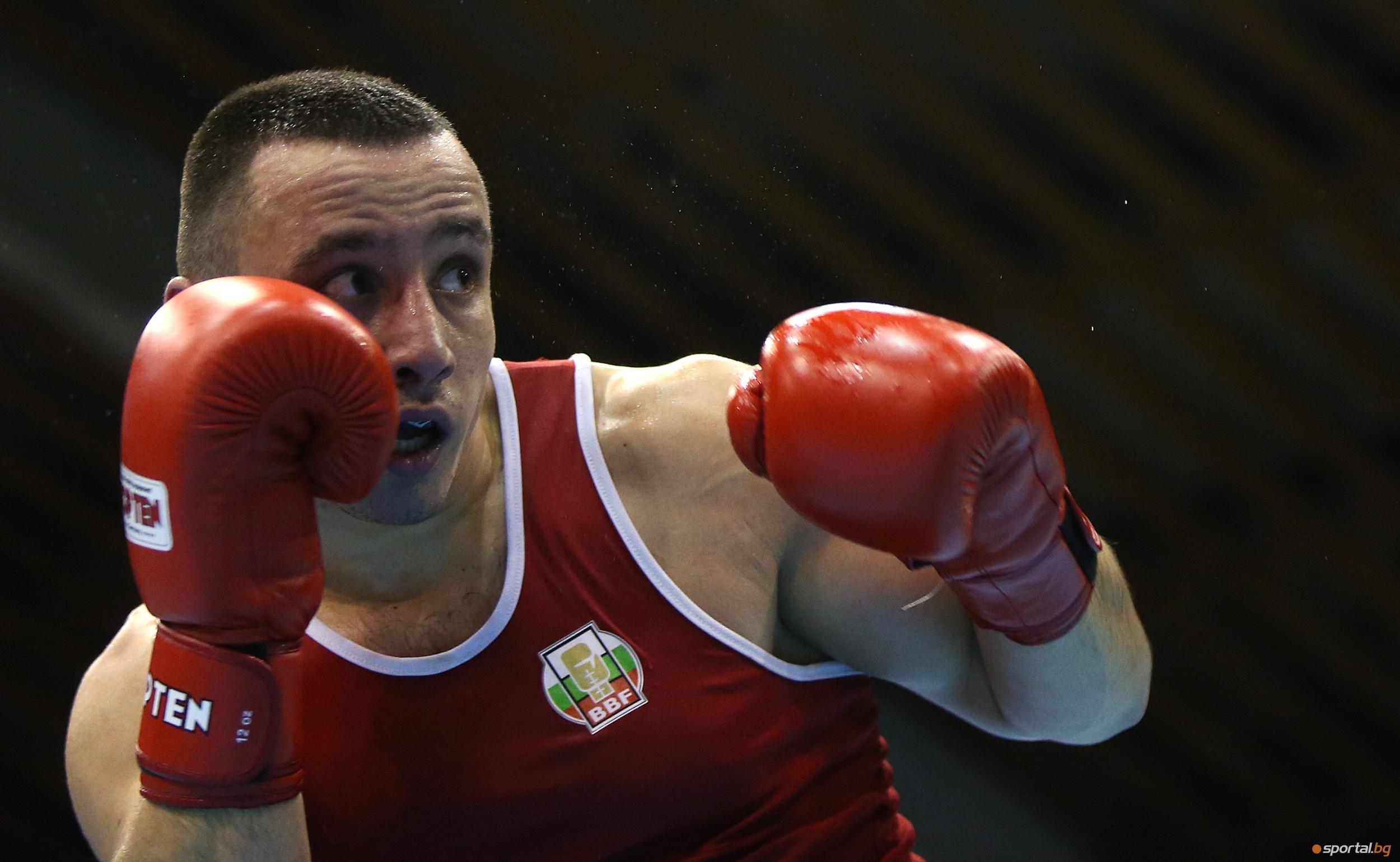 Радослав Панталеев се класира за полуфиналите на Световното първенство по