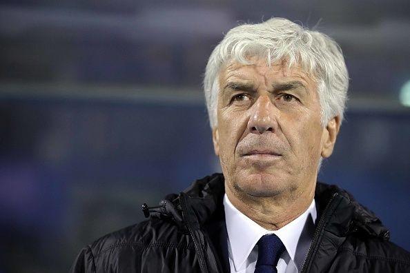 Старши треньорът на Аталанта Джан Пиеро Гасперини призна, че дори