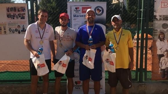 Силната двойка Руси Гюров и Владислав Моленда спечелиха за 3-ти
