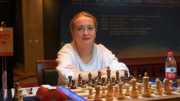 Гросмайстор Антоанета Стефанова завърши реми в осмия кръг на турнира
