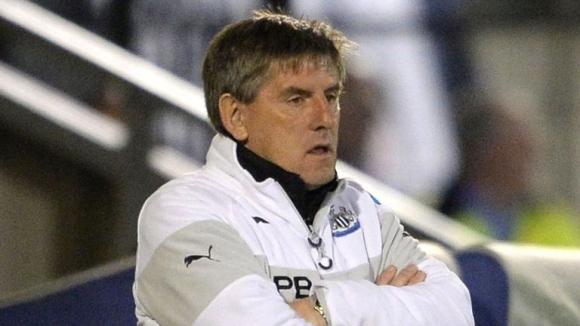 Бившият английски национал Питър Биърдсли бе отстранен от футбола за