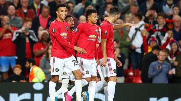 Манчестър Юнайтед започва участието си в Лига Европа с домакинство