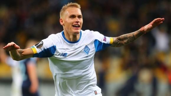 Отборът на Динамо (Киев) започна в груповата фаза на Лига