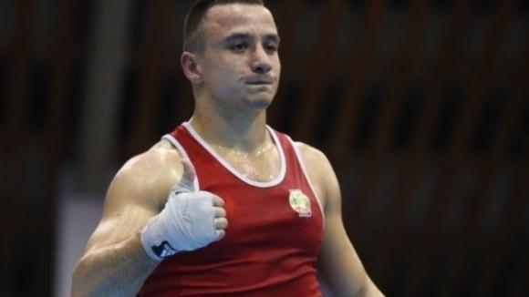 Съперникът на Радослав Панталеев в днешния полуфинал в категория 91