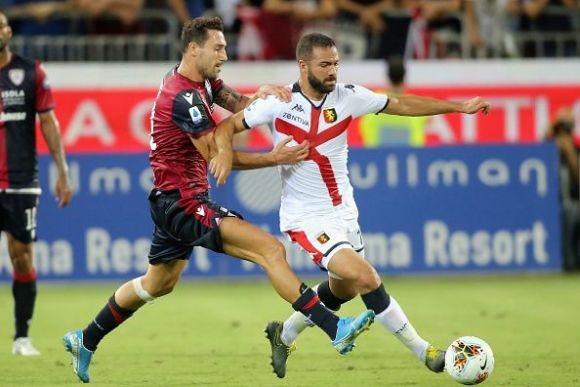 Каляри взе втора поредна победа в Серия