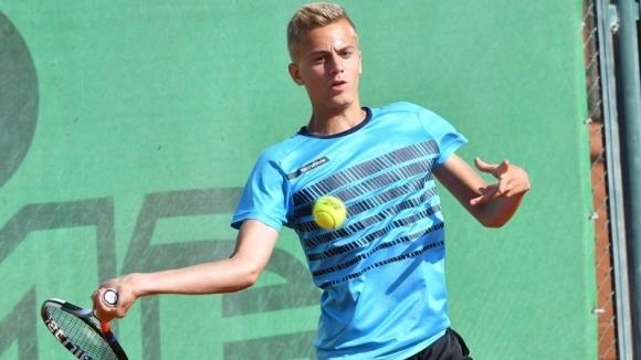 Ивайло Керемедчиев се класира за втория кръг на турнира по