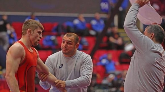 Българинът Мирослав Киров отпадна в олимпийската категория до 74 килограма