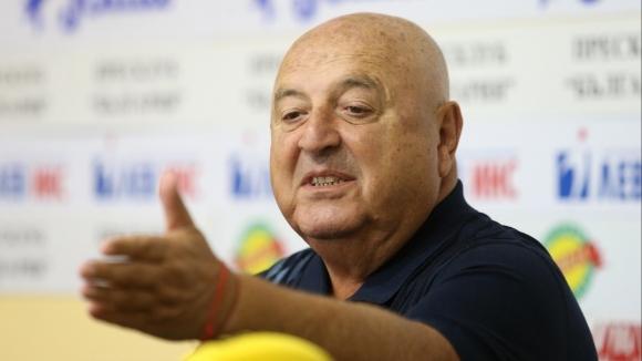 Президентът на Славия Венцеслав Стефанов разясни пред Sportal.bg кое го