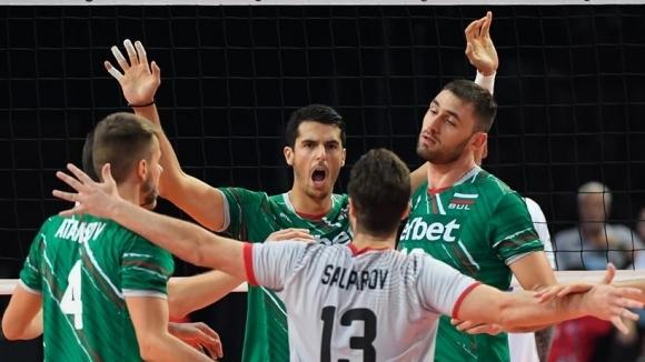 Националът Светослав Гоцев е в челото на класацията на най-добрите