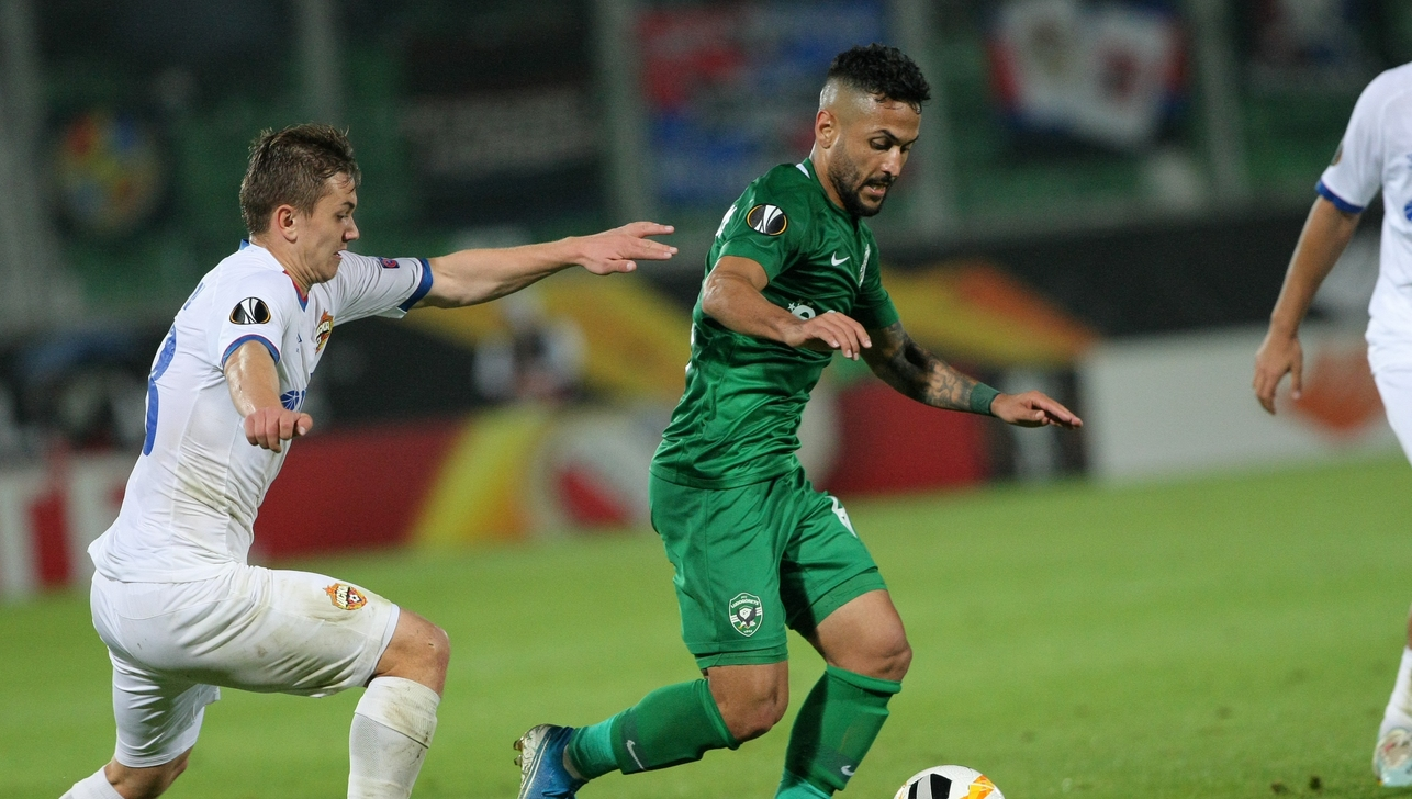 УЕФА продължава да отдава дължимото на футболистите на Лудогорец след