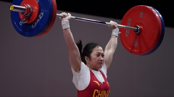 Китайката Лиао Циюн спечели титлата в категория до 55 килограма