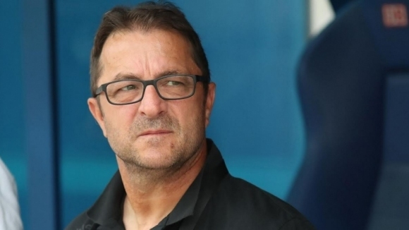 Наставникът на Ботев (Пловдив) Желко Петрович коментира поражението с 0:2