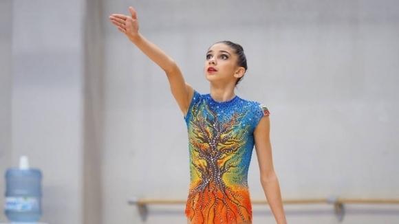 """Клуб по художествена гимнастика """"Левски-Триадица"""" проведе открита тренировка в събота"""