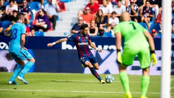 Отборите на Леванте и Ейбар завъртяха 0:0 в двубой от