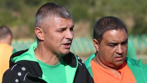 Наставникът на Вихрен (Сандански) Здравко Лазаров коментира успеха на тима