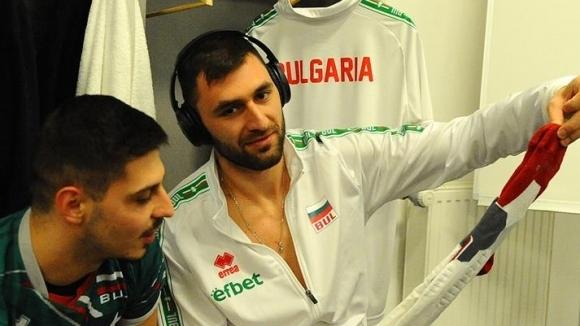 Волейболистите на България загубиха от Словения с 1:3 гейма на