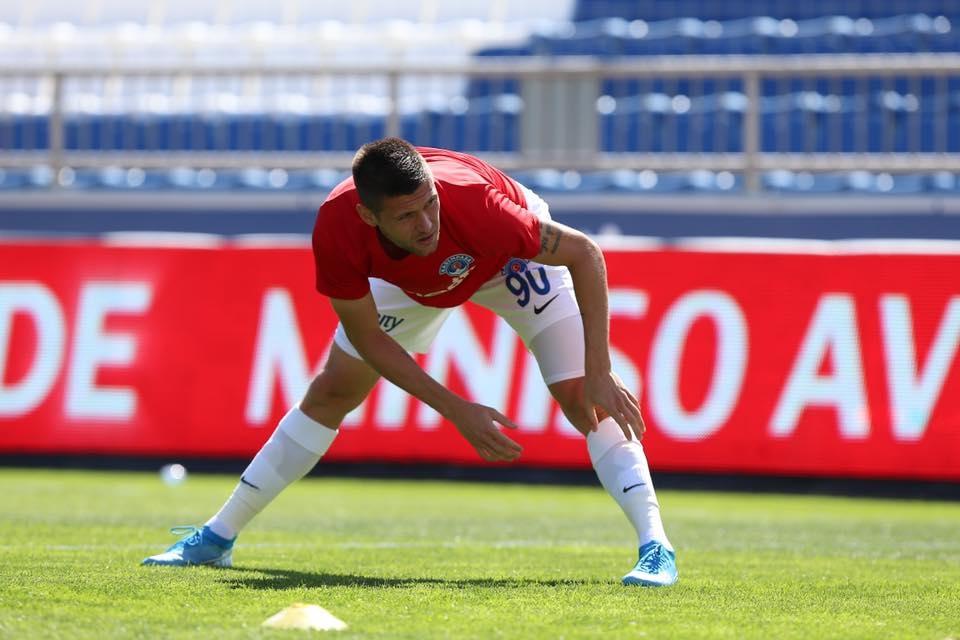 Националът Страхил Попов започна като титуляр за Касъмпаша при победата
