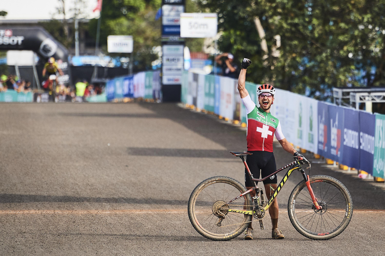 Спортист №1 на Швейцария за 2019 година Нино Шуртер беше
