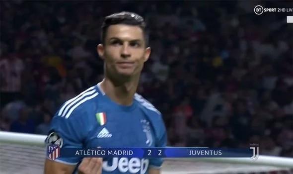 Мегазвездата на Ювентус Кристиано Роналдо отново беше помолен да коментира