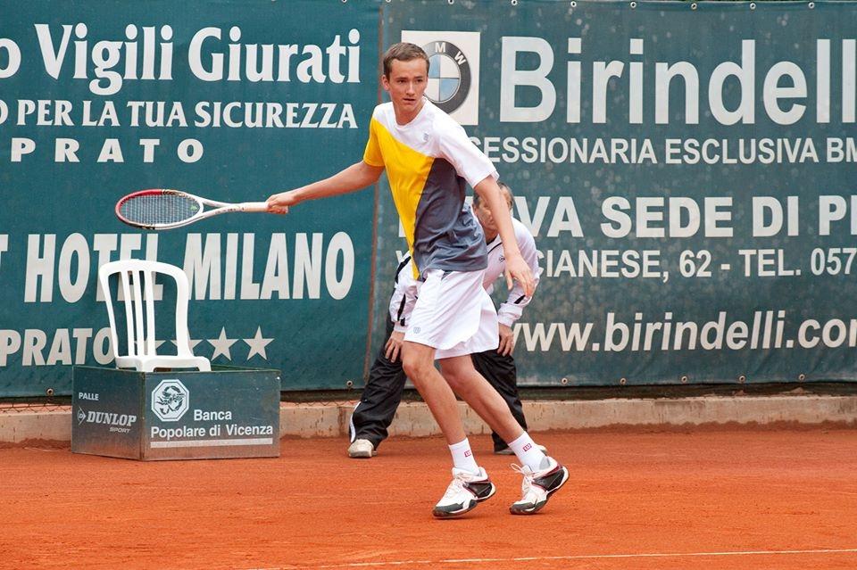 Руската тенис сензация Даниил Медведев разказа за увлеченията си по