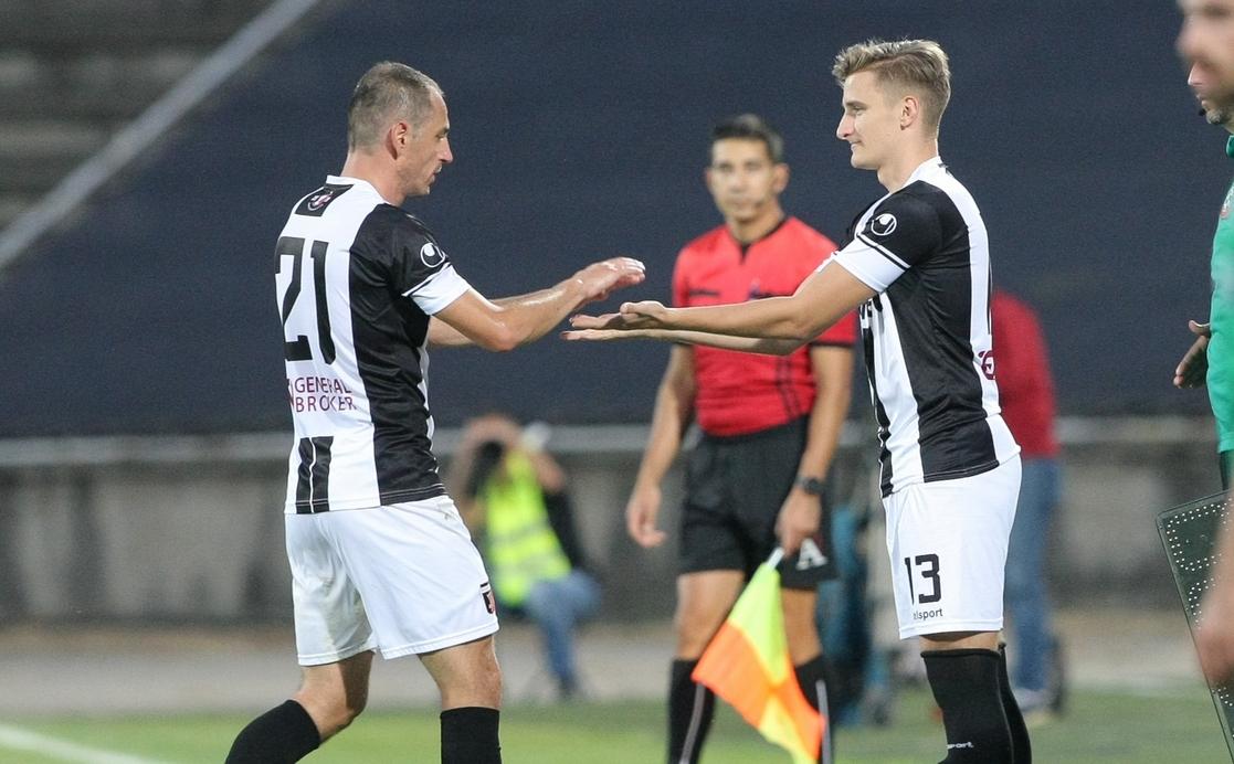 Ветеранът Георги Илиев бе доволен от победата на неговия Локомотив