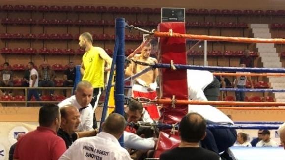 Българският боксьор Исус Величков е починал по време на мач