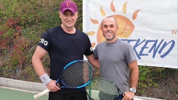 Снимка: Атанас Апостолов и Богдана Караиванова триумфираха в Santa Marina Open II