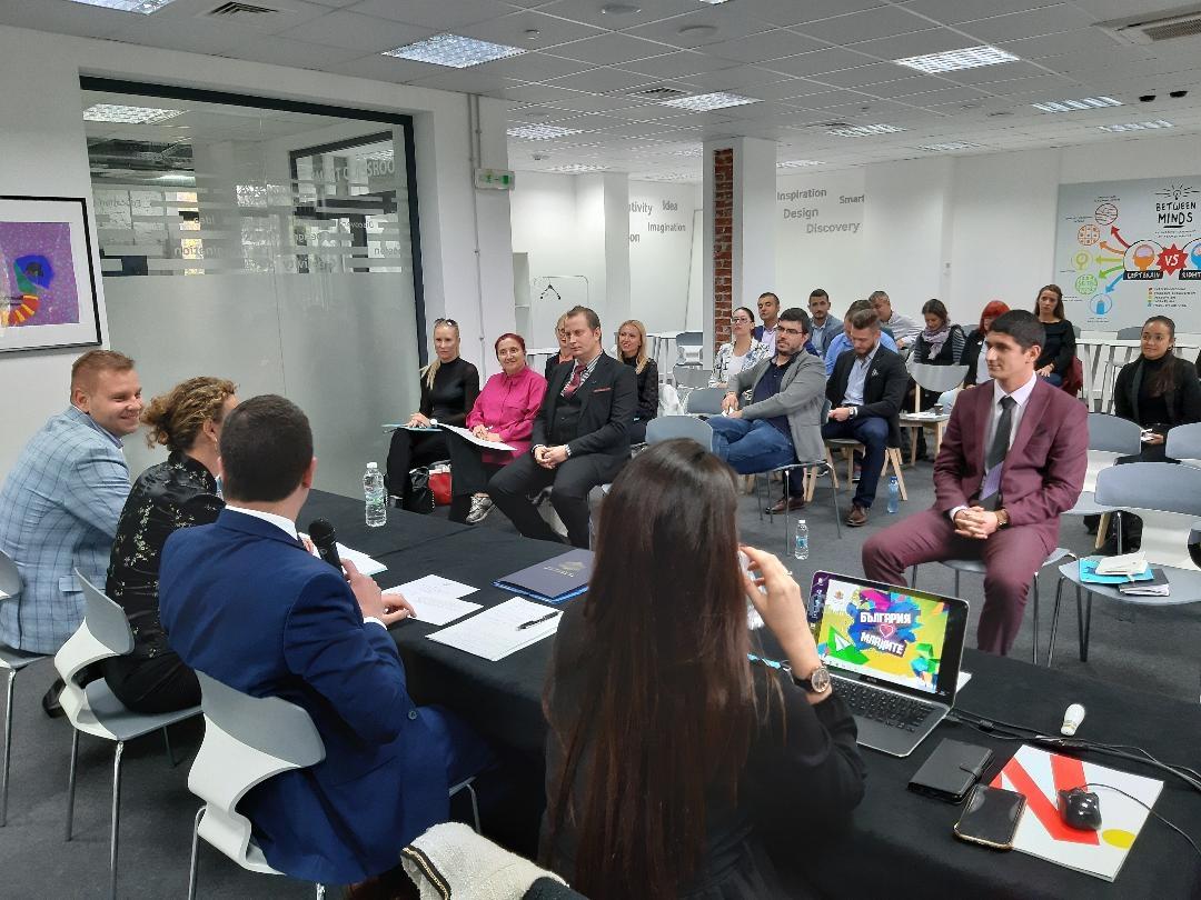 Заместник-министърът на младежта и спорта Николай Павлов проведе заседание на