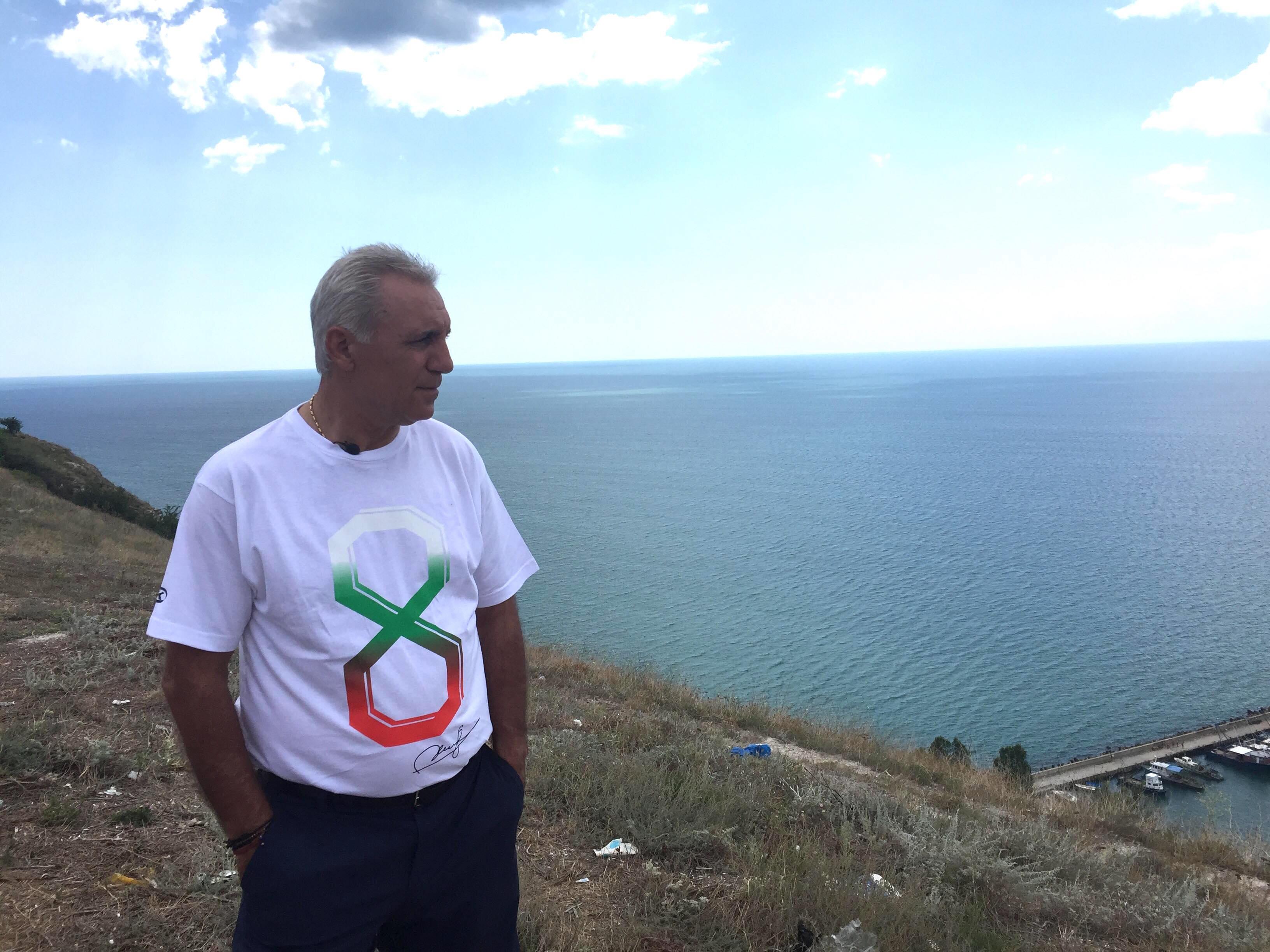 Спортният журналист Иван Боянов с разказ от първо лице за