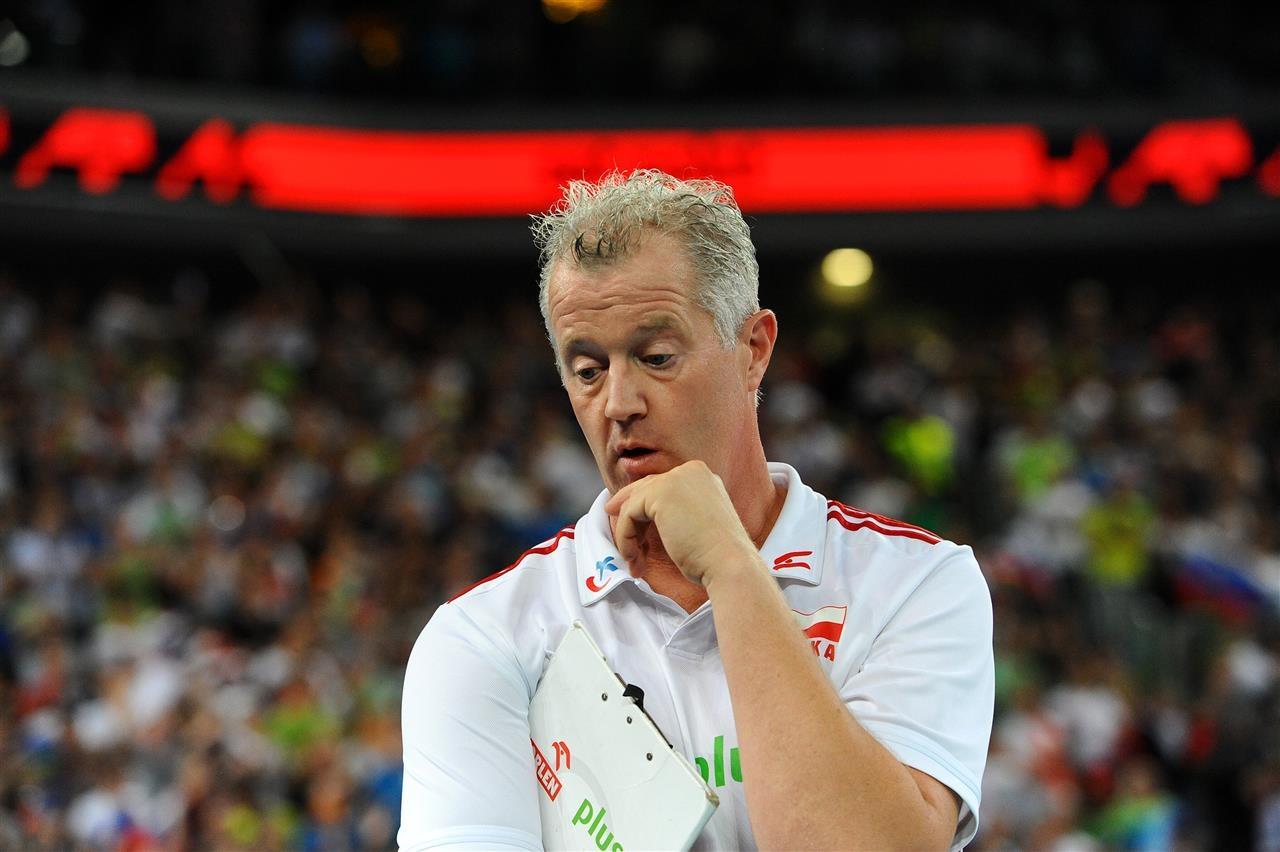Белгийският селекционер на световните шампиони от 2018 година от Полша