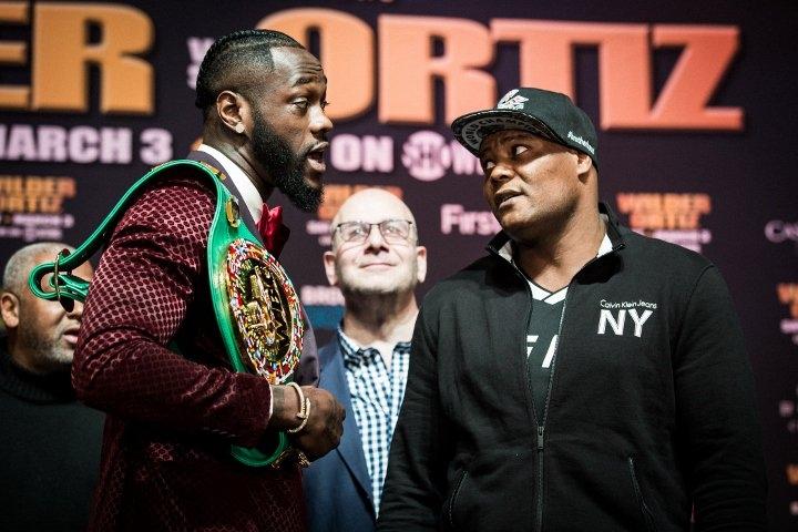 Шампионът на WBC в тежка категория Деонтей Уайлдър ще проведе