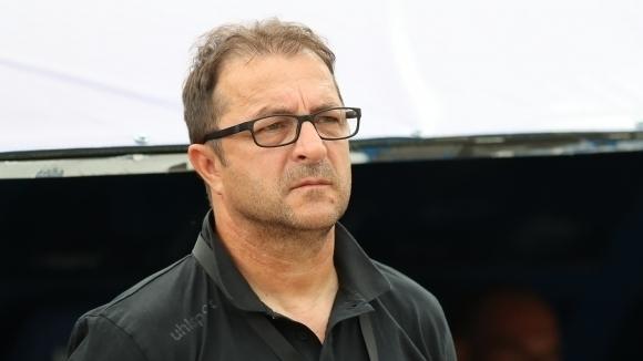 Снимка: Желко изригна срещу Зафиров: Нека да търси играчи, а не да обяснява, че треньорът е виновен