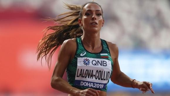 Ивет Лалова-Колио се класира за финала на 200 метра на