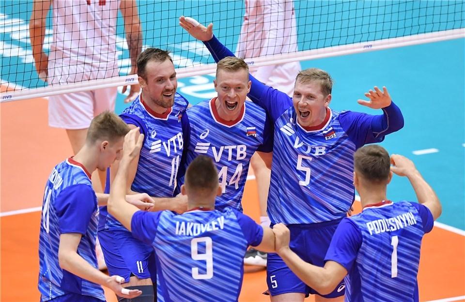 Шампионите от Лигата на нациите от Русия записаха драматичен успех