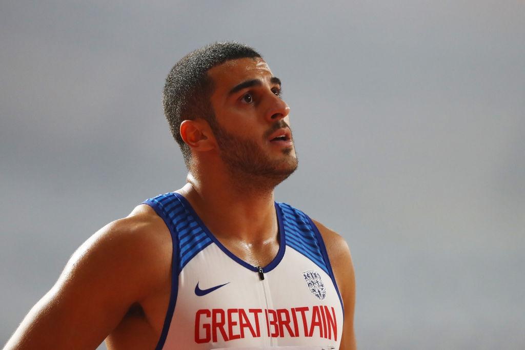 Съкрушеният Адам Джемили призна, че четвъртото място на 200 метра