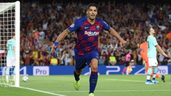 Нападателят на Барселона Луис Суарес остана много доволен от победата