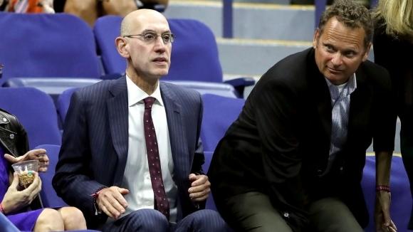 Ръководството на НБА гледа сериозно на възможността за създаване на