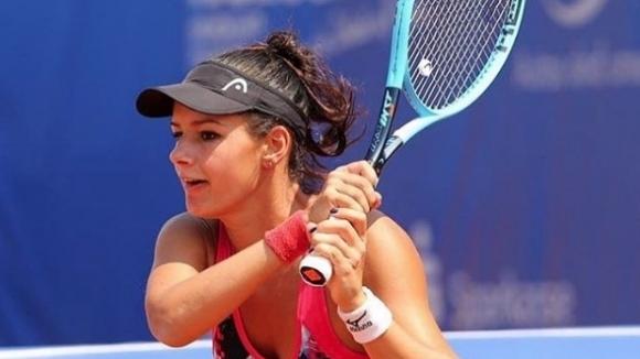 Юлия Стаматова отпадна на полуфиналоите на двойки на турнира по