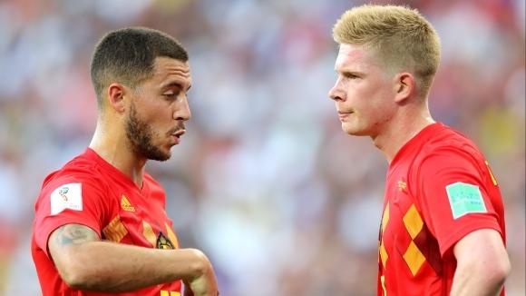 Кевин Де Бройне ще пропусне следващите европейски квалификации на Белгия,